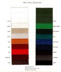 Poly Twill Colours