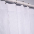 SHOWER CURTAIN WAFFLE WEAVE by Riegel