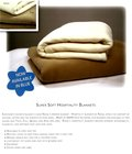 SuperSoft  Polyester Blanket by Riegel
